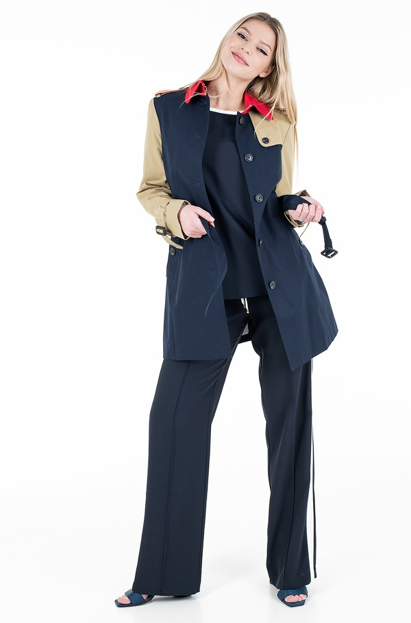 SB COTTON TRENCH