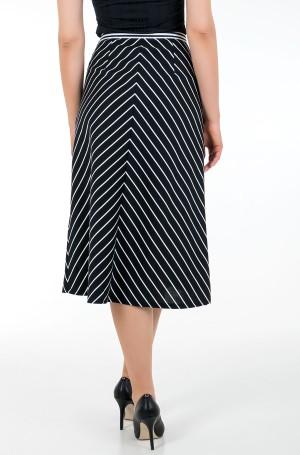 Skirt PINSTRIPE MILANO F&F MIDI SKIRT-2