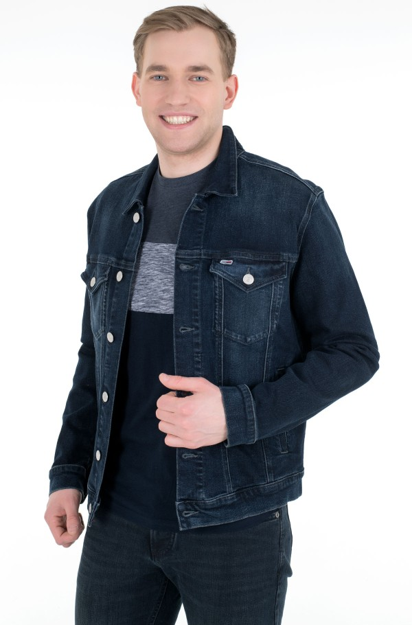 REGULAR TRUCKER JACKET COBBS