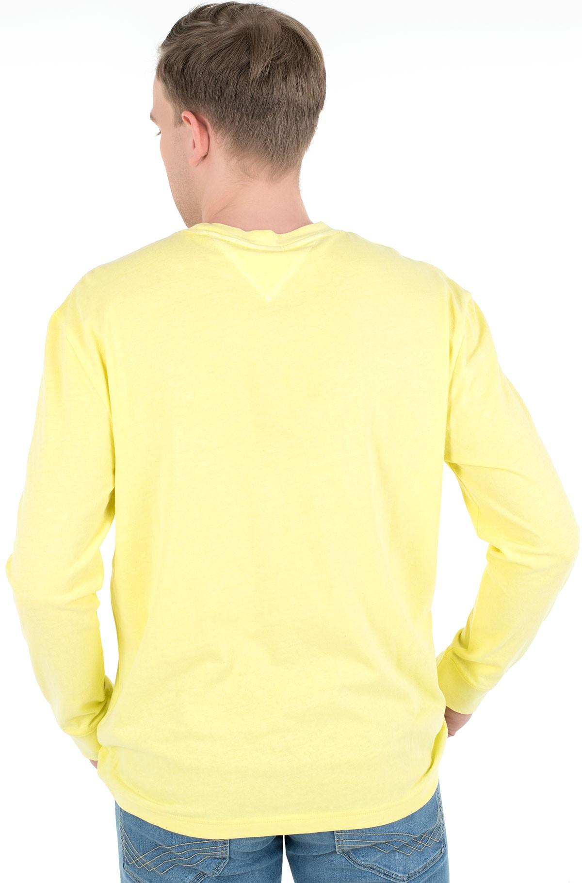 T-krekls ar garām piedurknēm  TJM SMALL FLAG BOX LOGO TEE-full-2