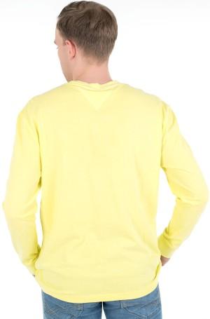 T-krekls ar garām piedurknēm  TJM SMALL FLAG BOX LOGO TEE-2