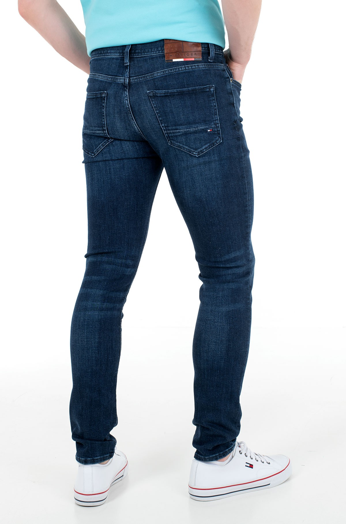Jeans XTR SLIM LAYTON PSTR BRIDGER IND-full-2