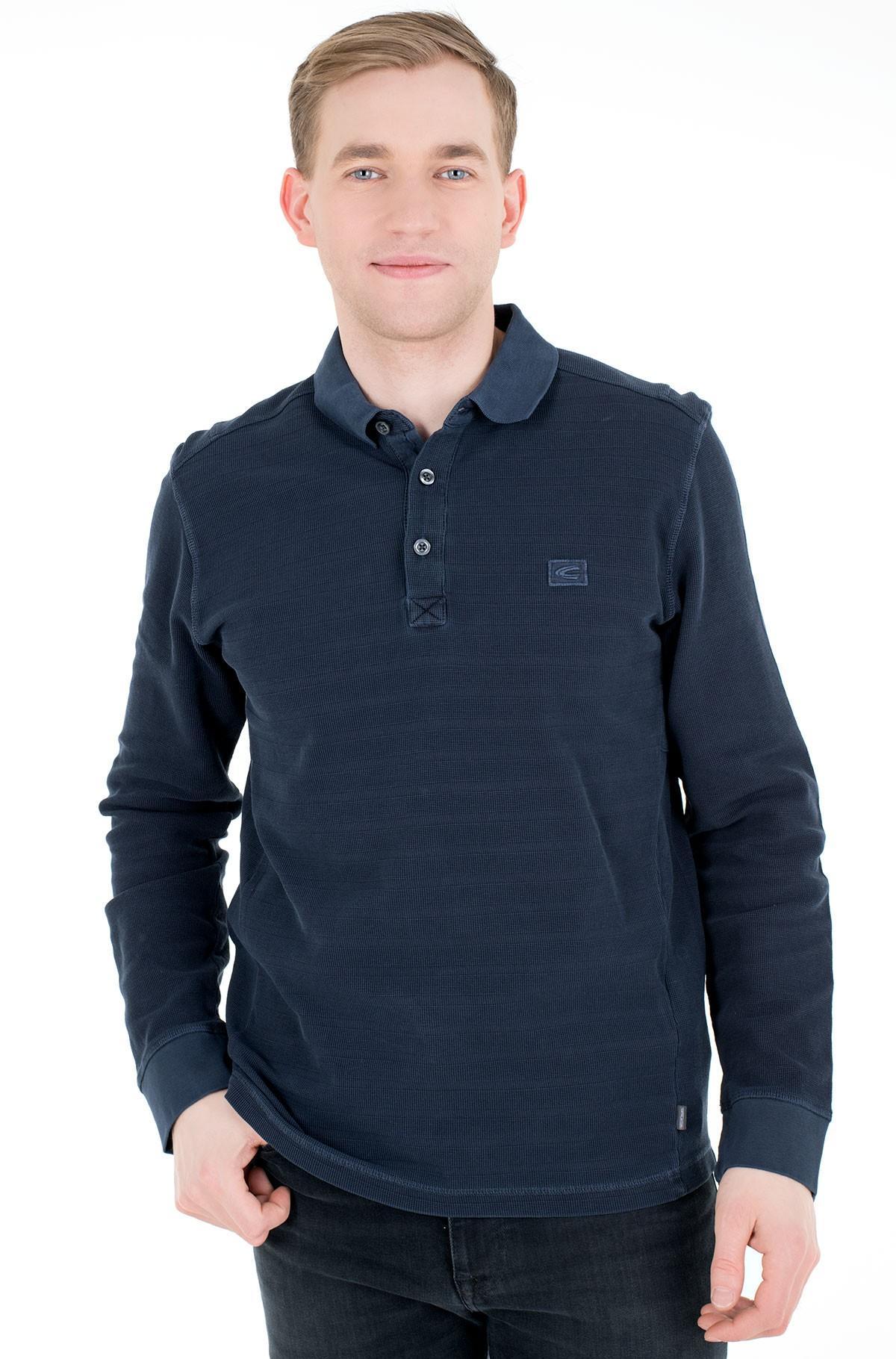 Polo marškinėliai ilgomis rankovėmis 409361/5P04-full-1