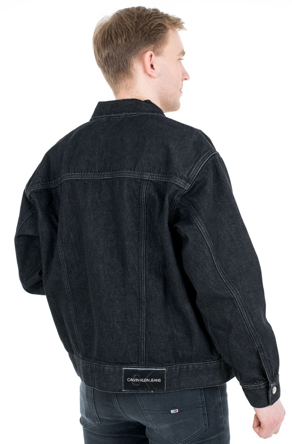 DAD DENIM JACKET-hover