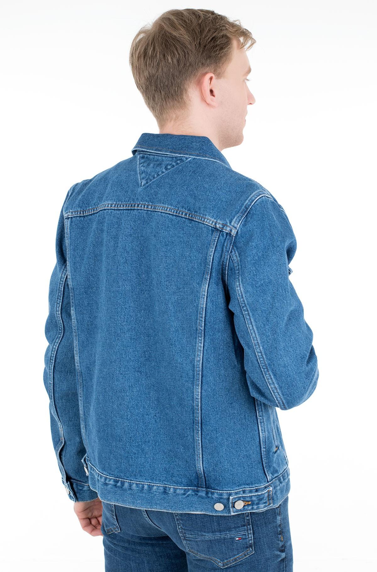 Denim jacket TRUCKER JKT RGD PORTLAND INDIGO-full-2