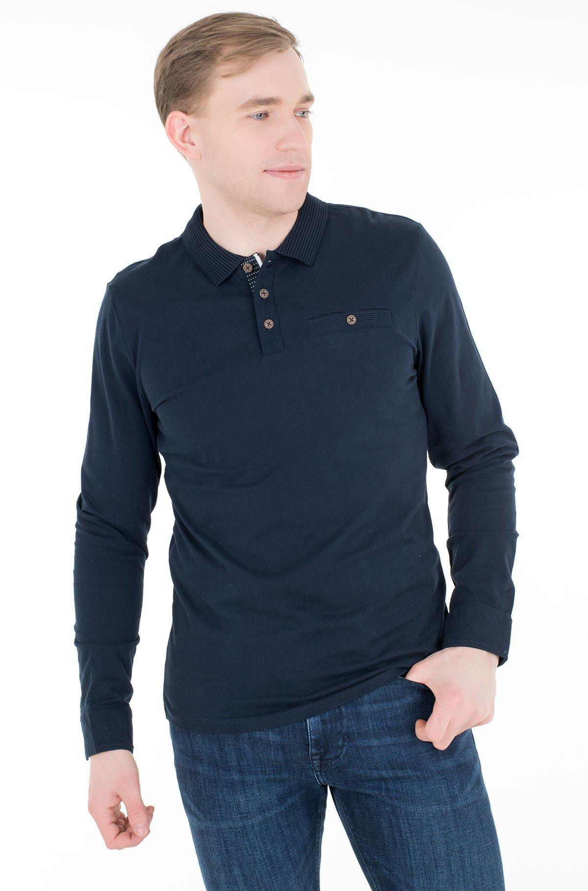 Long sleeved polo 1024928-full-1