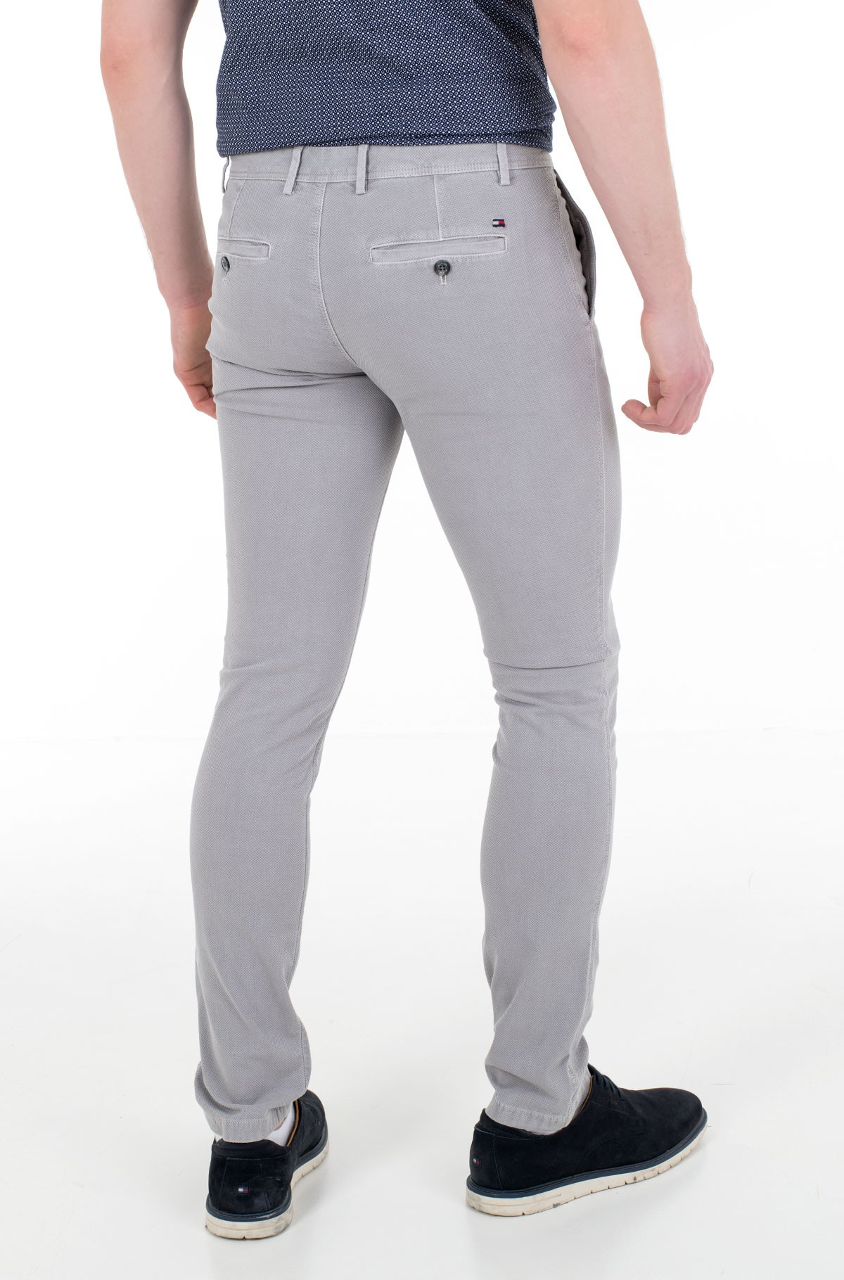 Fabric trousers BLEECKER STRUCTURE GMD-full-2