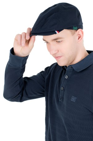 Tvido kepurė RECYCLED WOVEN FLAT CAP-1