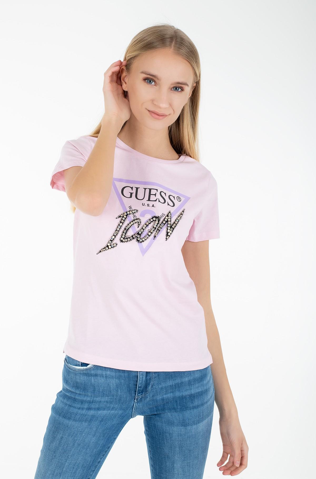 T-shirt W1RI25 I3Z00-full-1