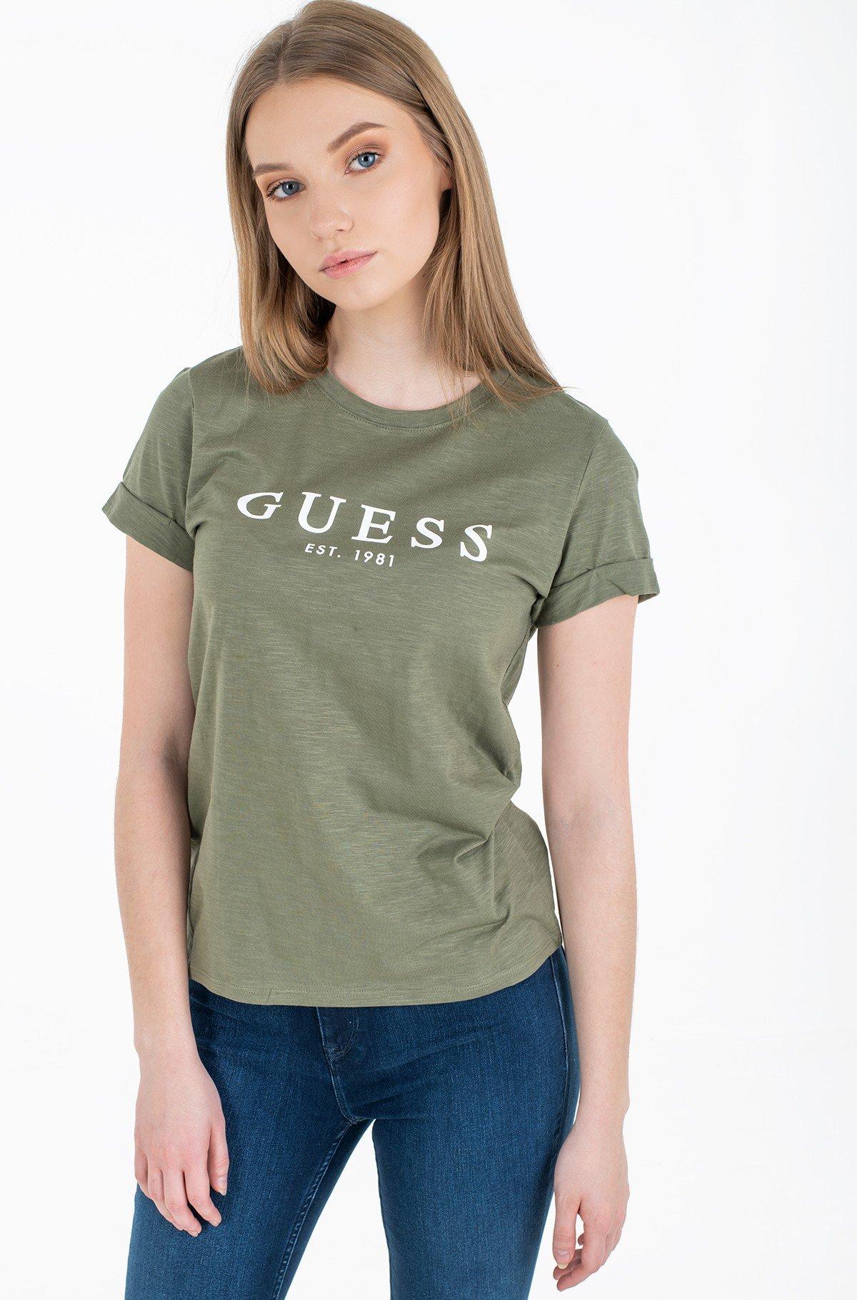 T-shirt W0GI69 R8G01-full-1
