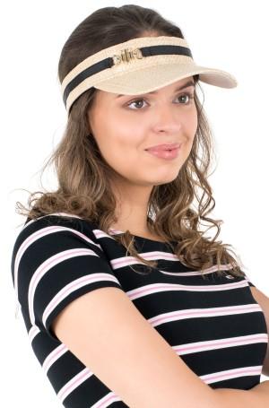 Kepurė su snapeliu  TH STRAW VISOR-1