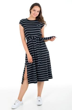 Dress TJW BELTED STRIPE DRESS-1