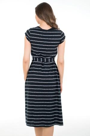 Dress TJW BELTED STRIPE DRESS-2