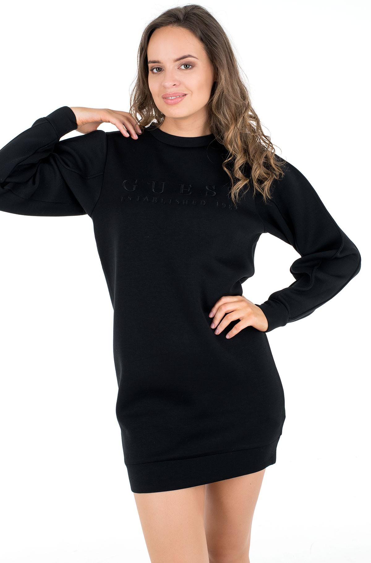 Sweatshirt dress W1RK00 K7UW2-full-2