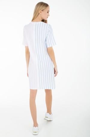 Dress ICON CLR BLOCK SHIFT SHORT DRESS-2