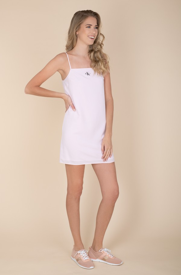 MONOGRAM CAMI TOP SLIP DRESS