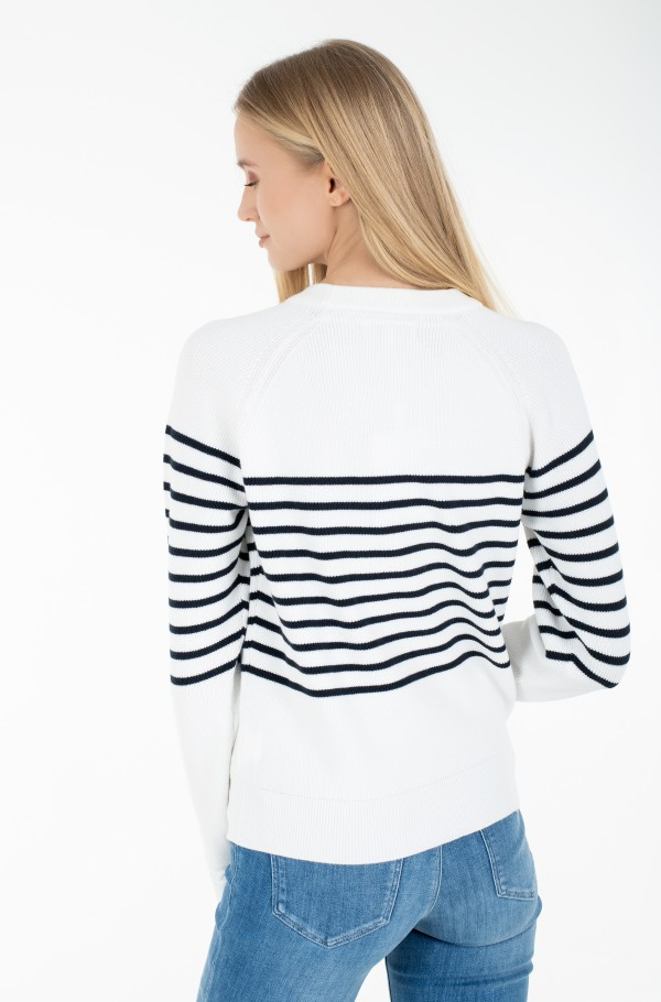 ORG CO BUTTON C-NK SWT LS-hover