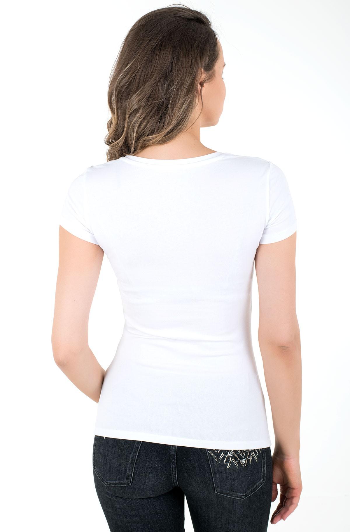 T-shirt W1GI36 J1300-full-2