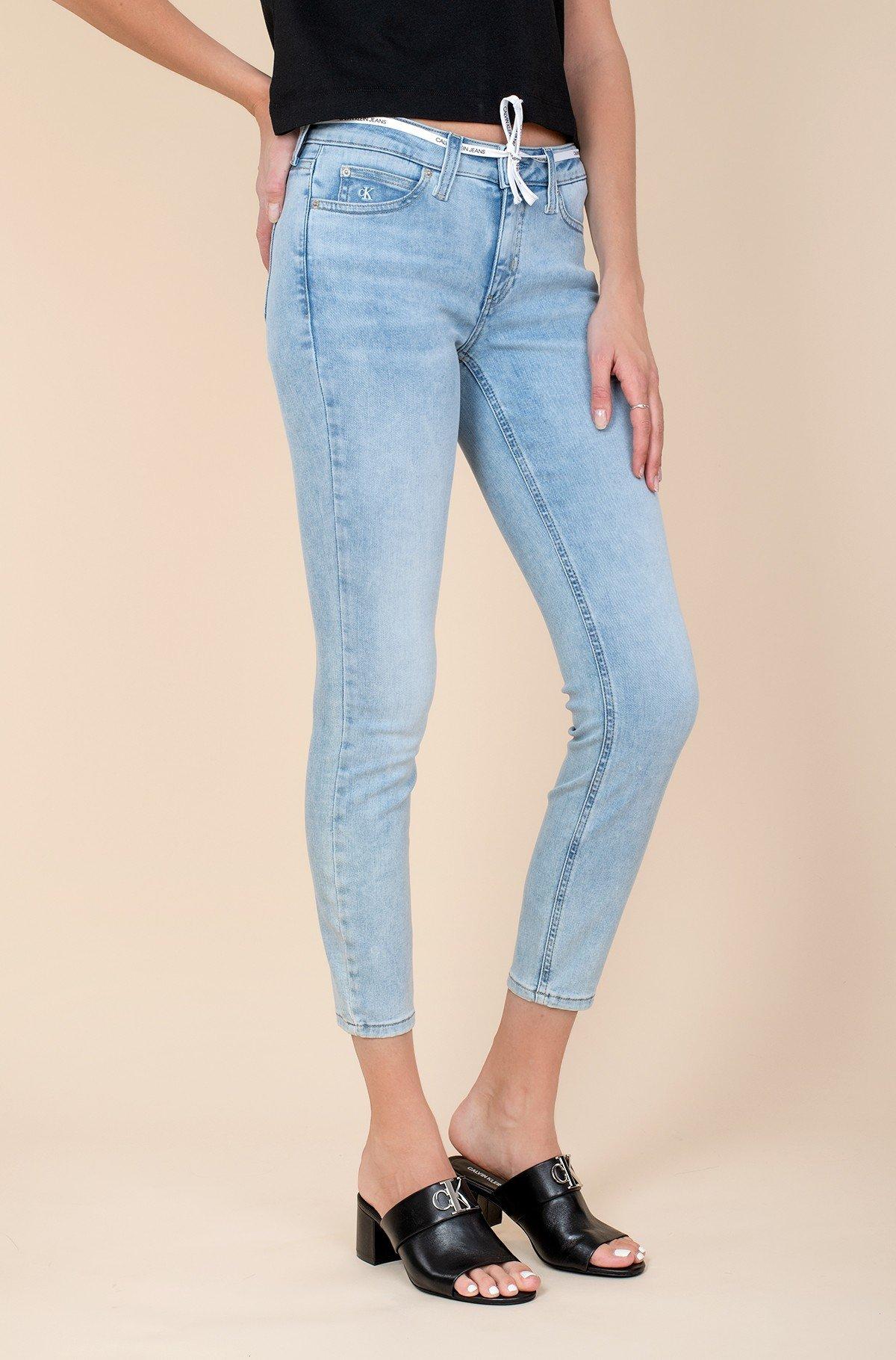 Jeans MID RISE SKINNY ANKLE J20J216300-full-1
