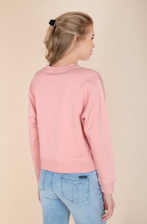 RELAXED T BOX C-NK SWEATSHIRT LS-hover
