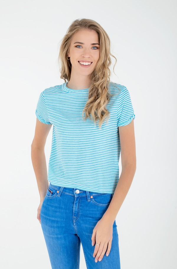 TJW RELAXED STRIPE TEE