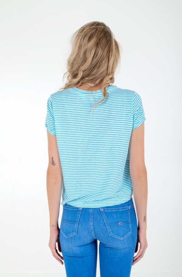 TJW RELAXED STRIPE TEE-hover