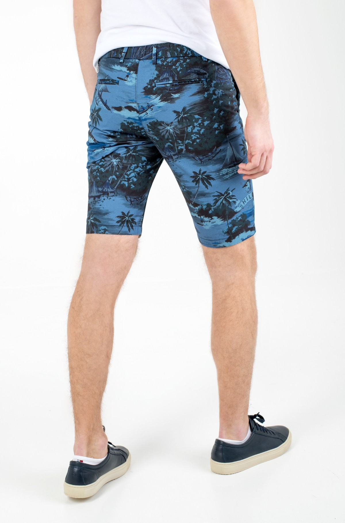 Shorts HMPTN AOP HAWAIIAN SHORT-full-2