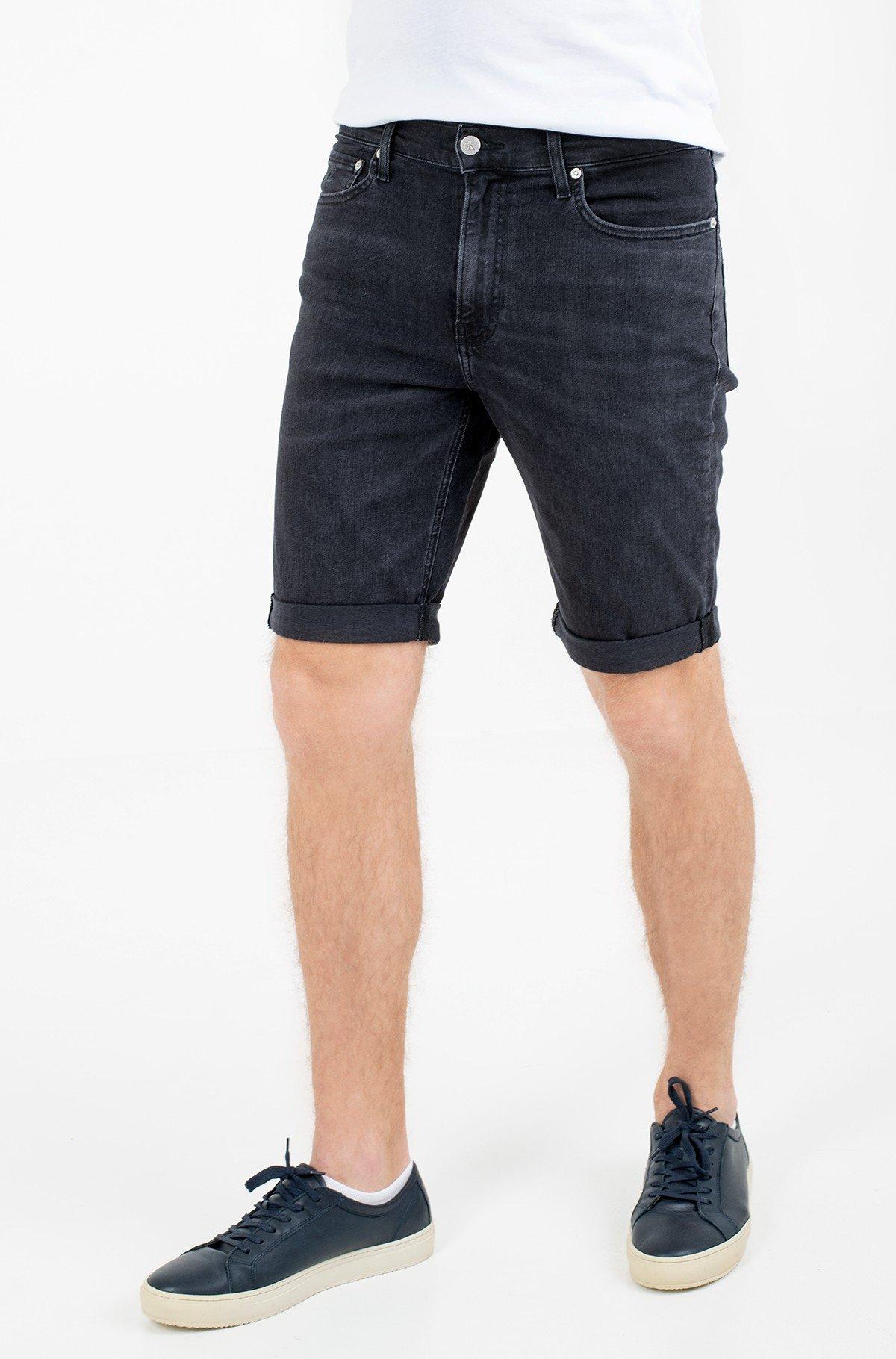 Lühikesed teksapüksid SLIM SHORT J30J318034-full-1