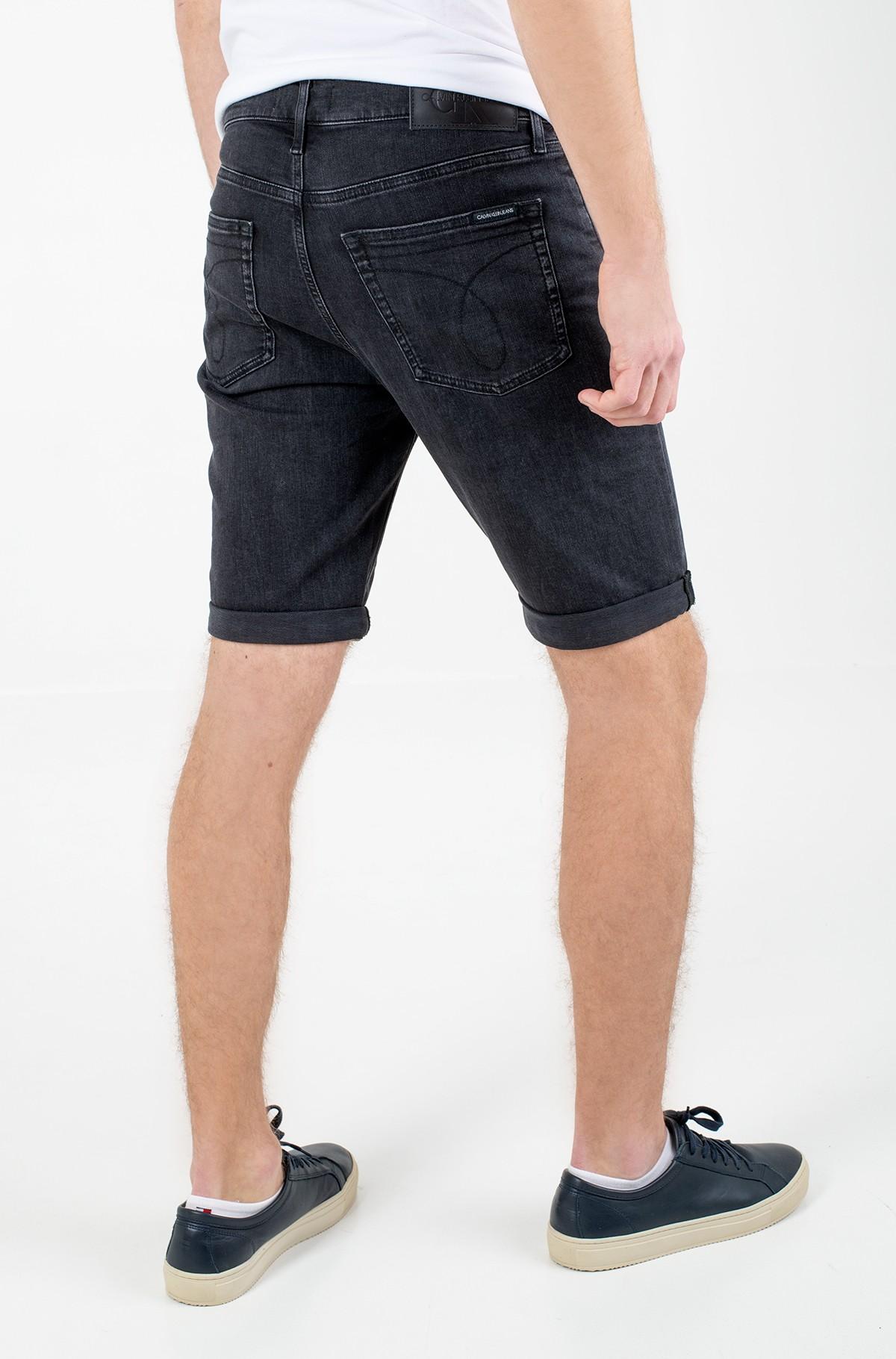 Lühikesed teksapüksid SLIM SHORT J30J318034-full-2