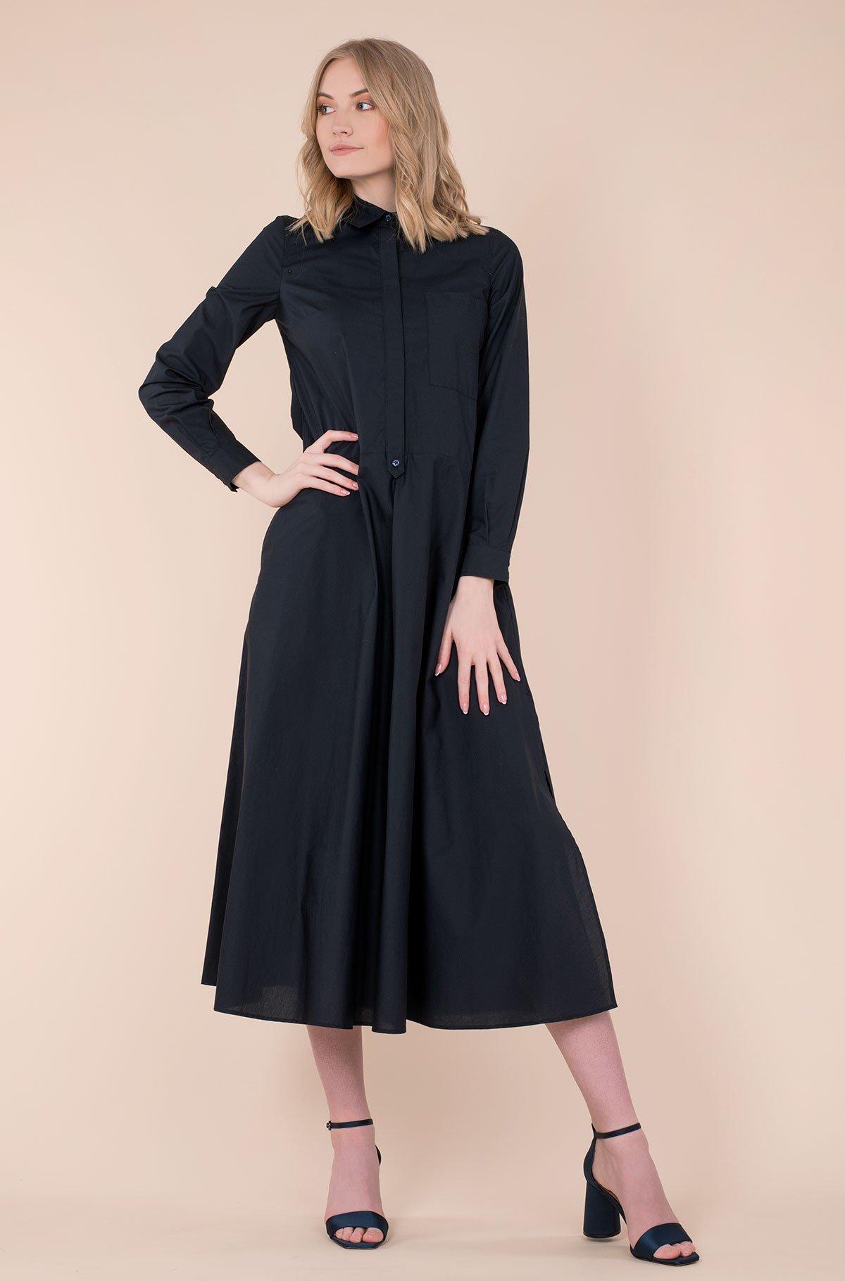 Midi dress CANCAN SS21-full-1