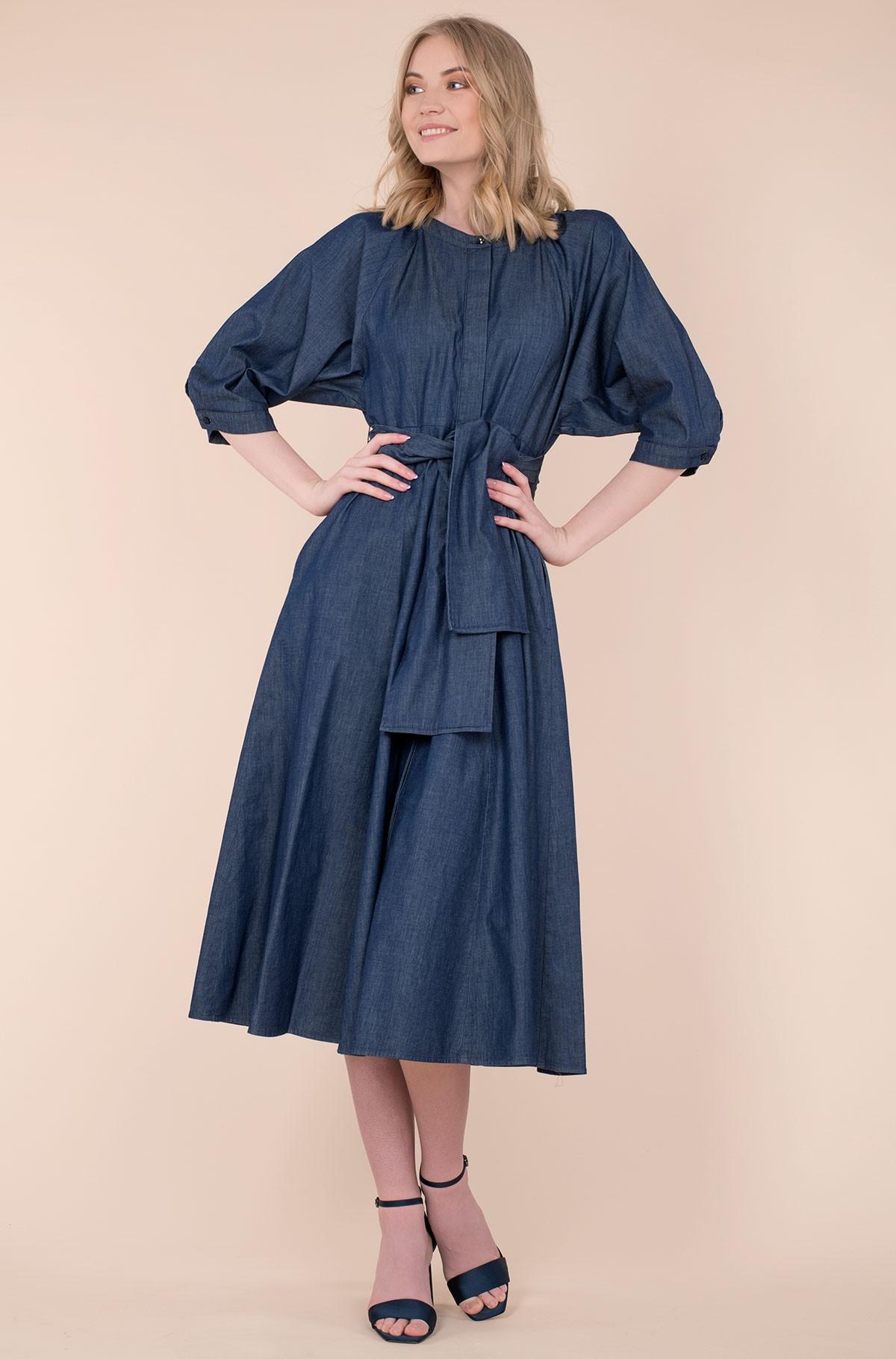 Midi dress LANGUIDO SS21-full-2