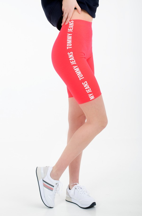 TJW FITTED BRANDED BIKE SHORT
