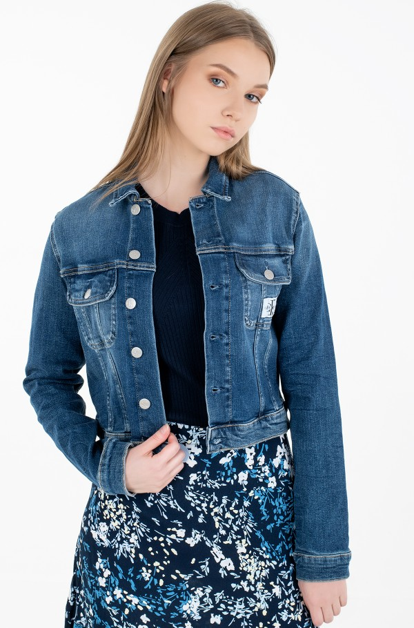 CROPPED 90S DENIM JACKET J20J215381