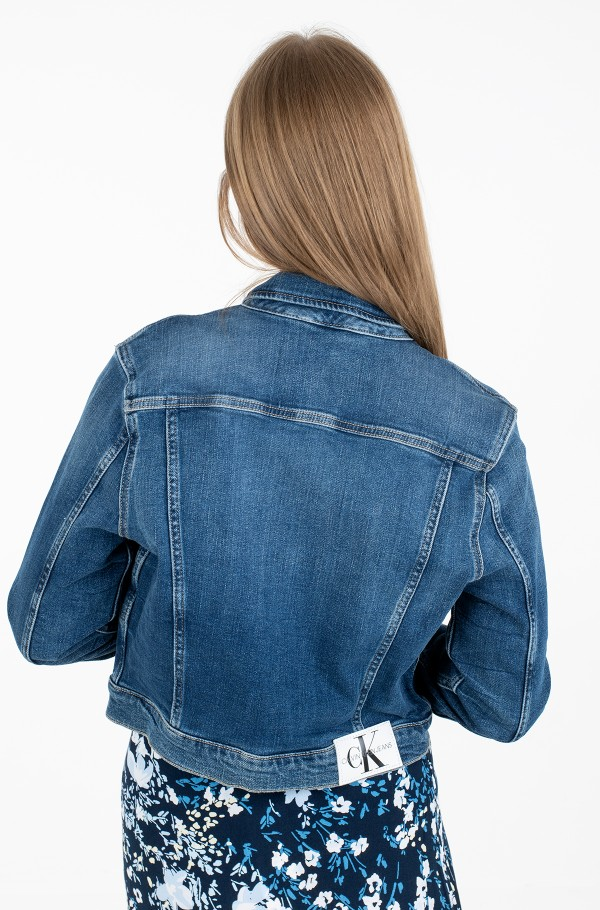 CROPPED 90S DENIM JACKET J20J215381-hover