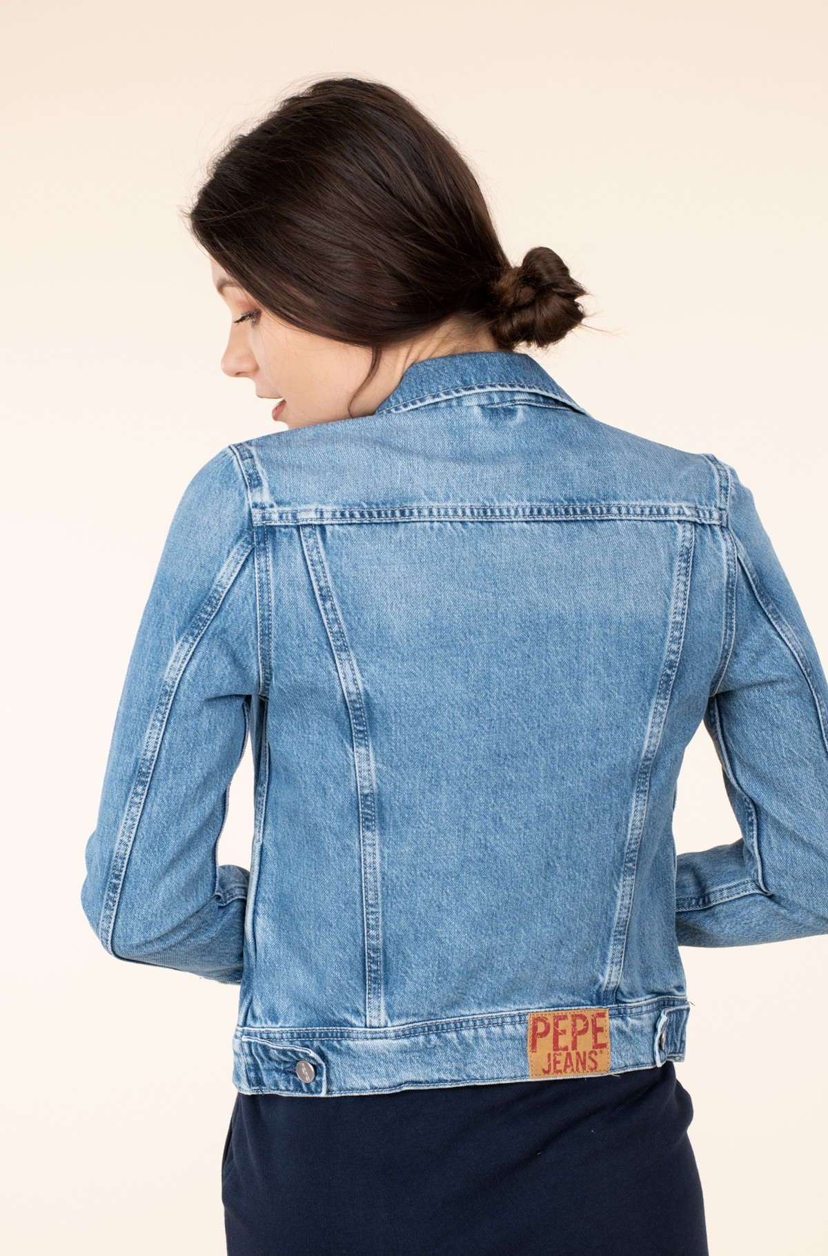 Denim jacket THRIFT/PL400755WI9-full-2