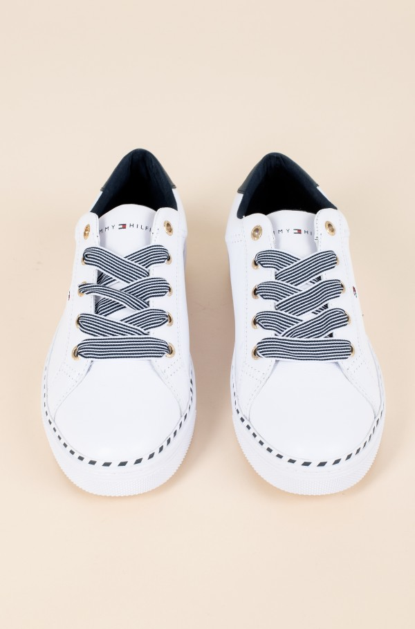NAUTICAL LACE UP SNEAKER