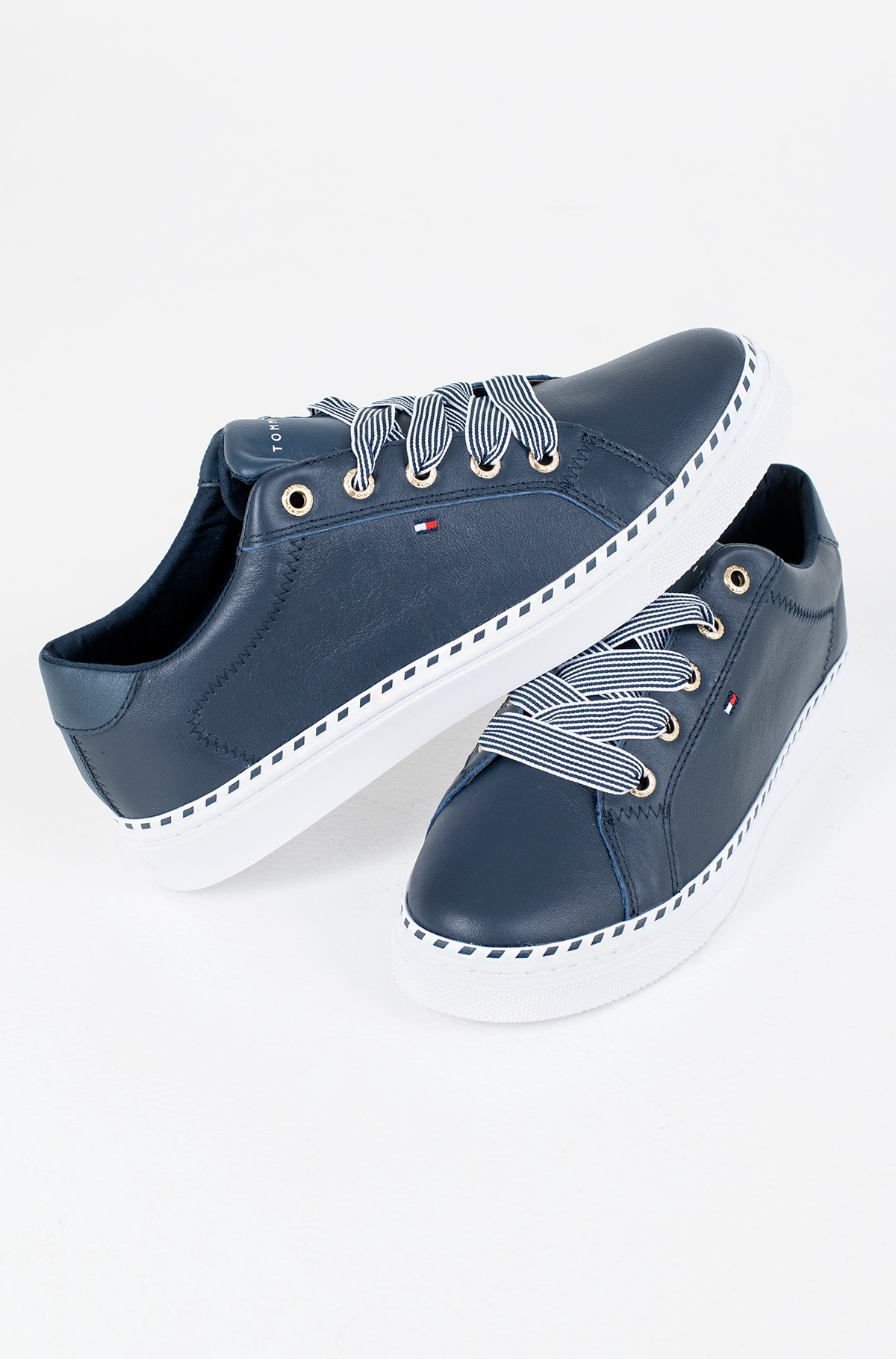 Tennised NAUTICAL LACE UP SNEAKER-full-1