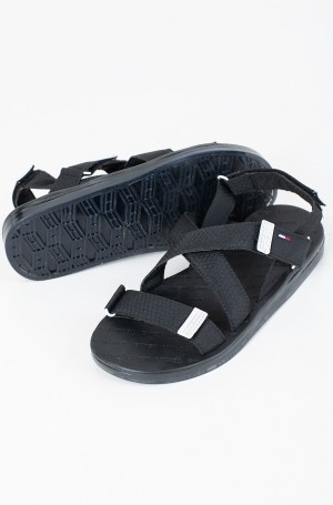 Sandales TOMMY SURPLUS FLAT SANDAL-1