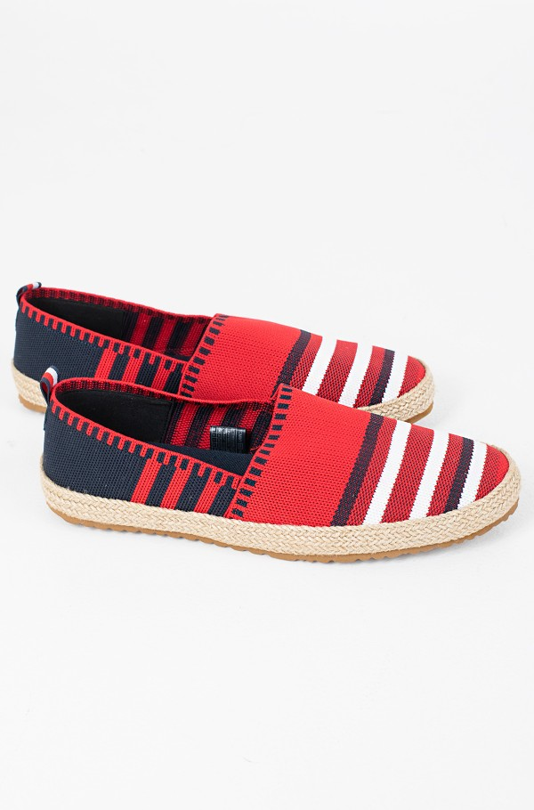 KNITTED MENS ESPADRILLE