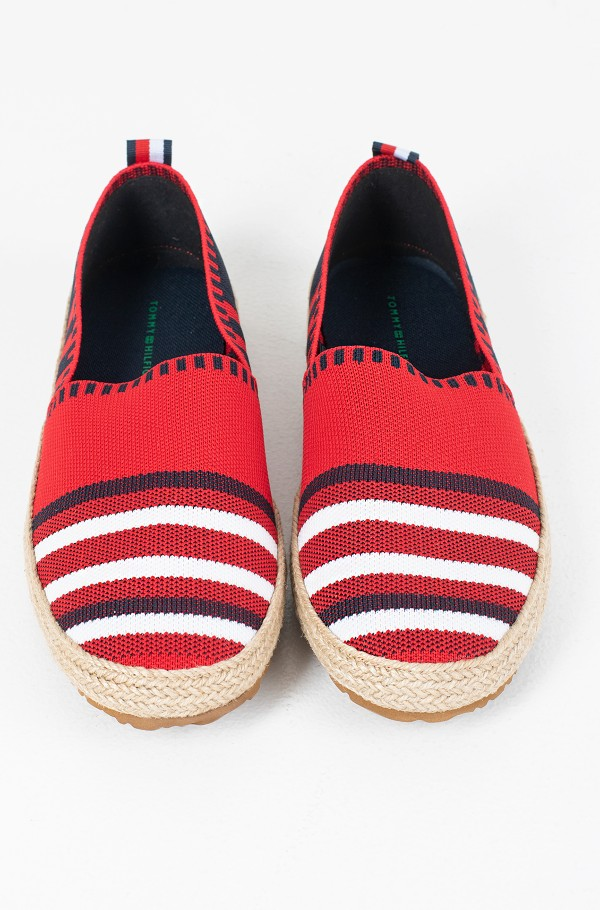 KNITTED MENS ESPADRILLE-hover