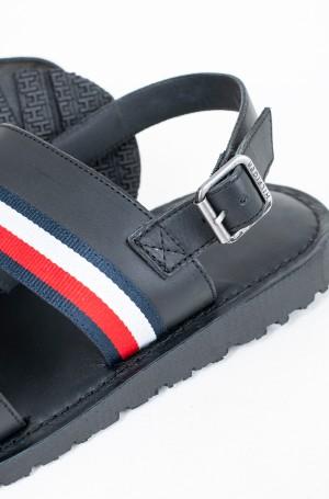 Sandaalid CORPORATE STRAP LEATHER SANDAL-3