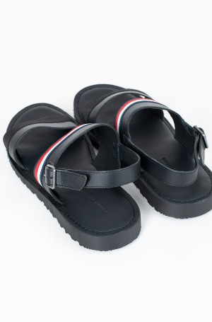 Sandaalid CORPORATE STRAP LEATHER SANDAL-4