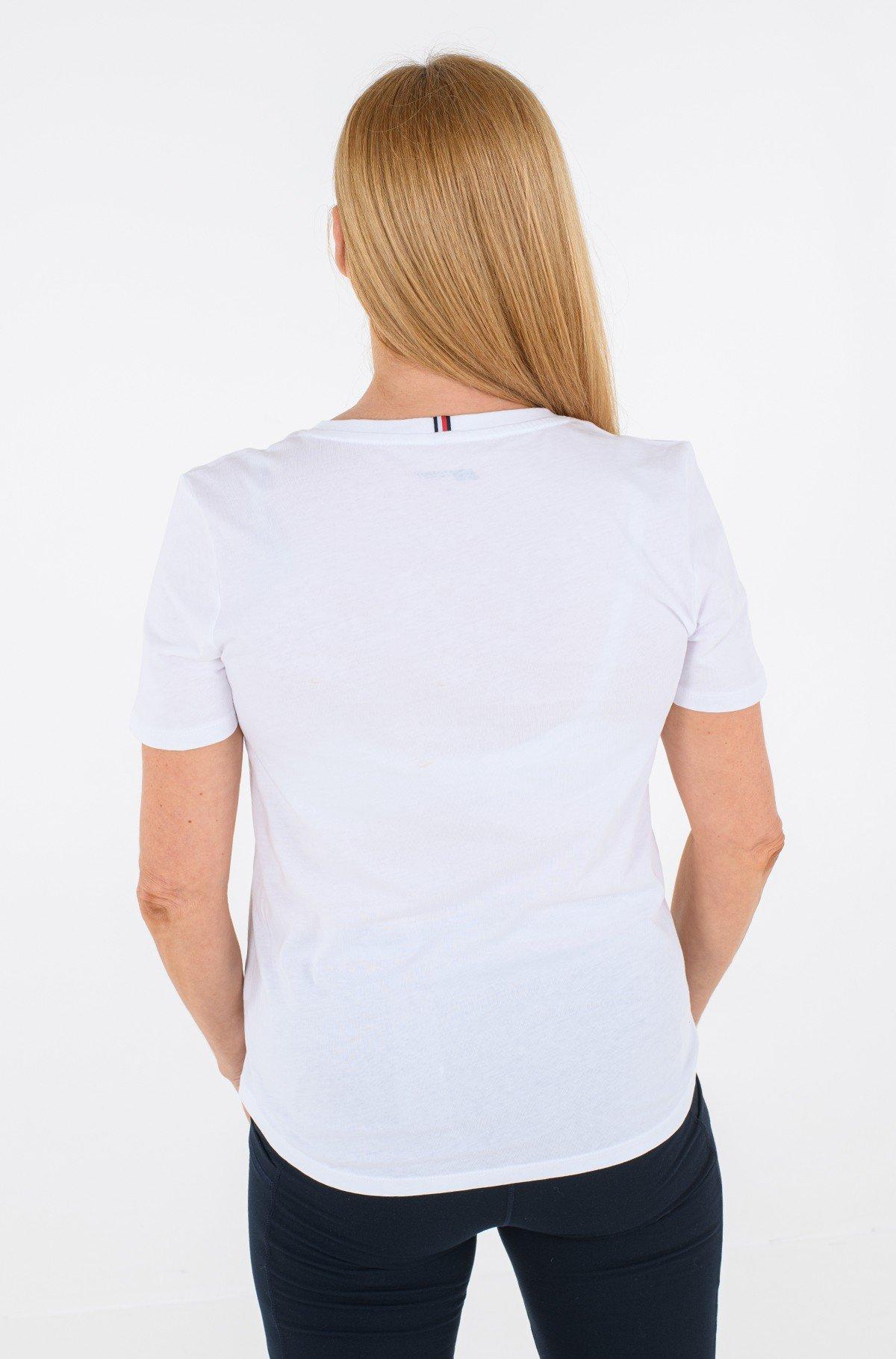 T-shirt REGULAR C-NK GRAPHIC TEE SS-full-2
