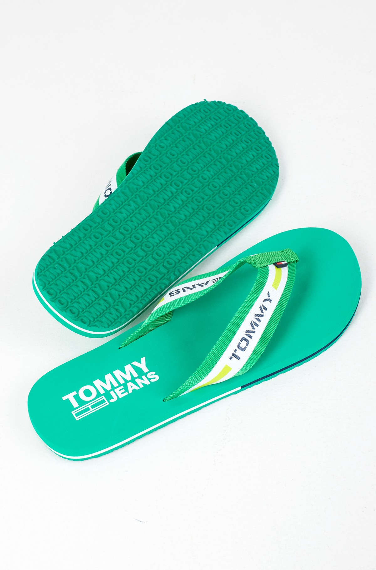 Plätud TOMMY JEANS BEACH SANDAL-full-1