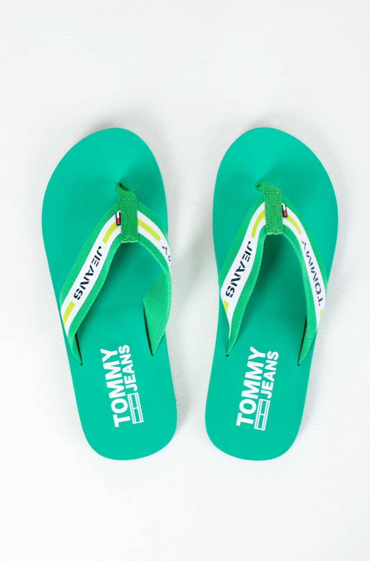 Plätud TOMMY JEANS BEACH SANDAL-full-2
