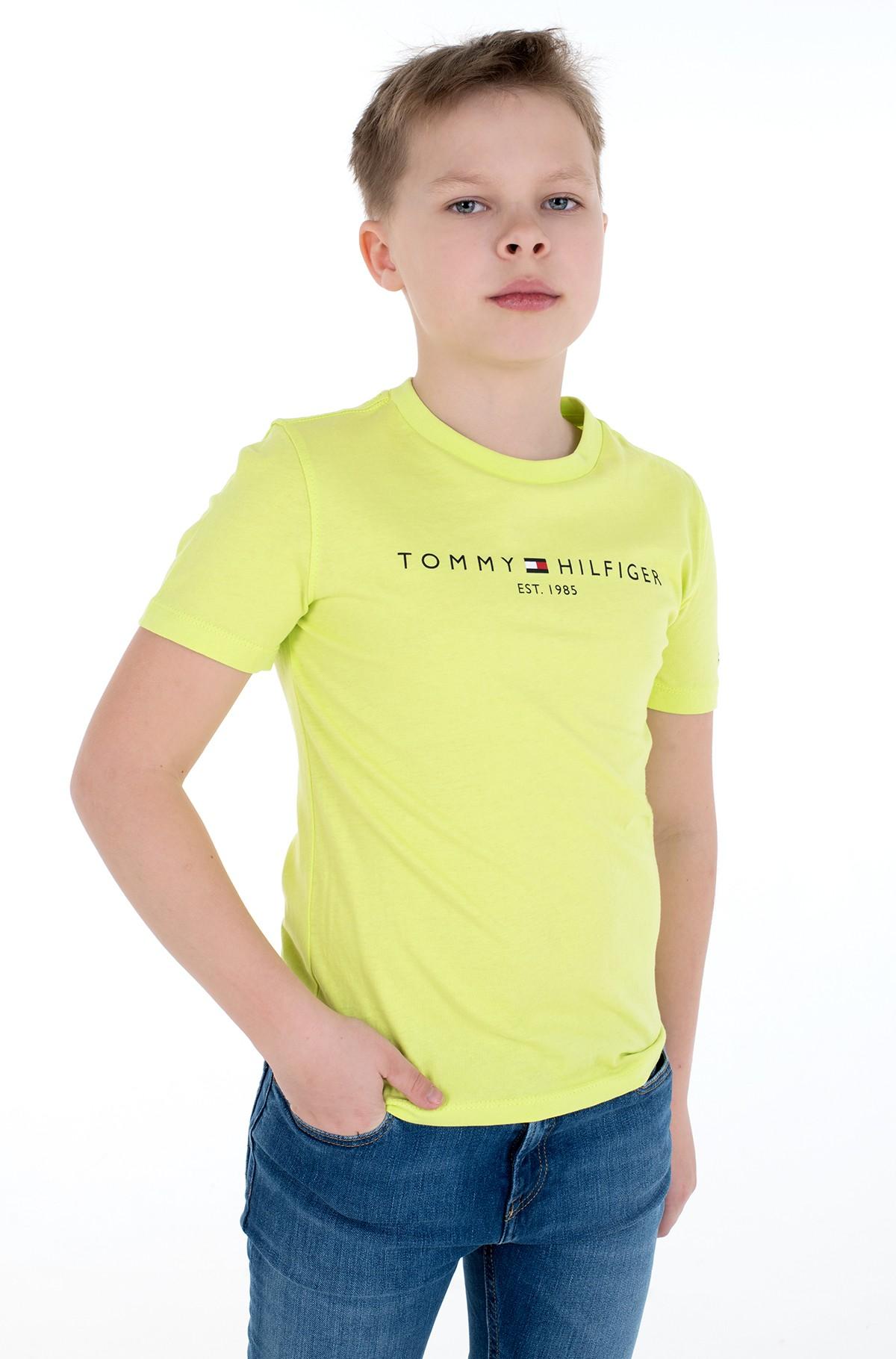 Marškinėliai ESSENTIAL TEE S/S-full-1