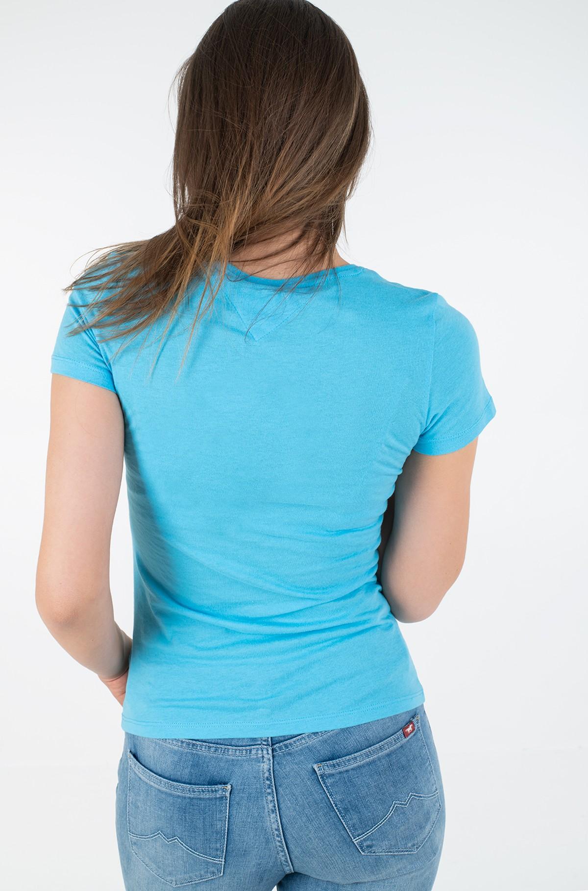 Marškinėliai TJW ESSENTIAL SKINNY LOGO TEE-full-1