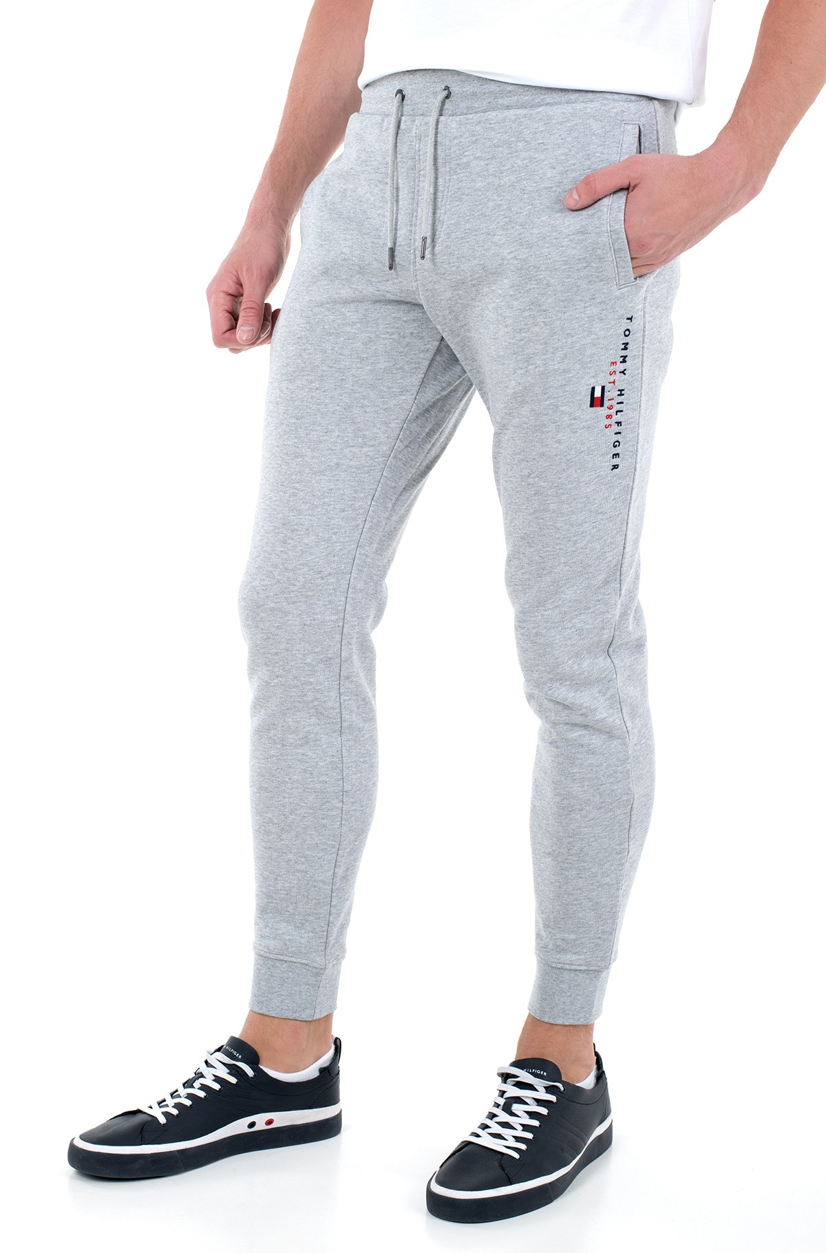 Sweatpants  ESSENTIAL TOMMY SWEATPANTS-full-1