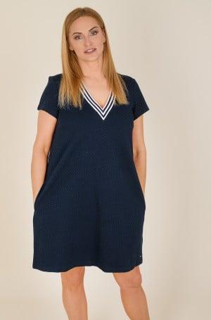 Kleit TEXTURED SHIFT SHORT DRESS SS-1