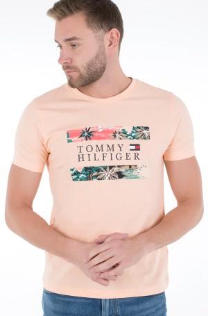 Marškinėliai HAWAIIAN FLAG TEE-1